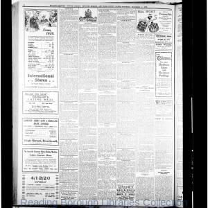 Reading Mercury Oxford Gazette 12-1920
