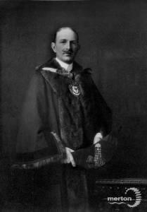 S. R. Collier, Wimbledon councillor, 1907/8
