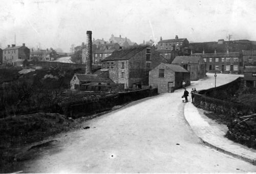 035 Denby Dale Corn Mill