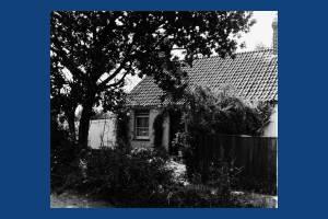Blue House Cottages, West Barnes Lanes: No.3