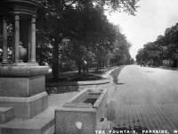 Parkside, Wimbledon Common: Fountain