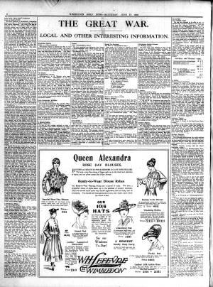 17 JUNE 1916