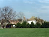 Exterior of Southfields Methodist Church