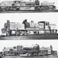 Locomotives for various railway companies