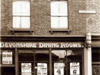 Devonshire Dining Rooms, Devonshire Road