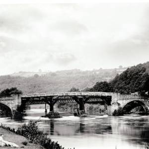Whitney Bridge, Herefordshire, toll