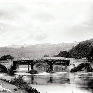 Whitney Bridge, Herefordshire, toll