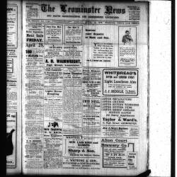 Leominster News - April 1916