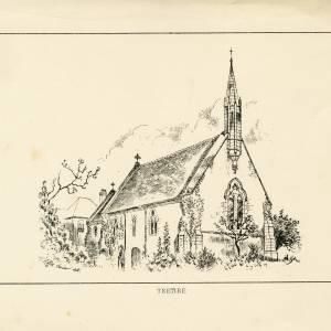 Tretire, St Mary's Church