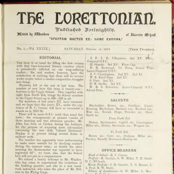 1916 Volume 39