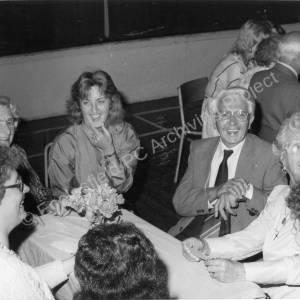 Chapeltown Methodist Church Senior Citizens 1986