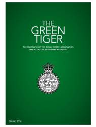Green Tiger 2010 (Spring) - 2014 (Autumn)