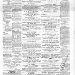 Ross Gazette - 1873