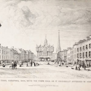 High Town, 1838
