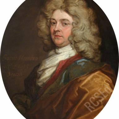 James Hamilton (d.1710), FRCSEd (1695), DRCSEd (1702–1704)