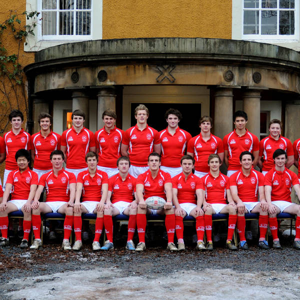 Rugby 2010 1st XV