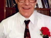 Morden Library: Retirement of Borough Librarian Michael Saich (1982-1992)