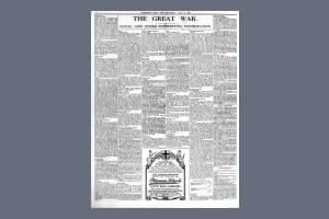 15 JULY 1916