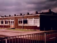 Raynes Park Library, Aston Road