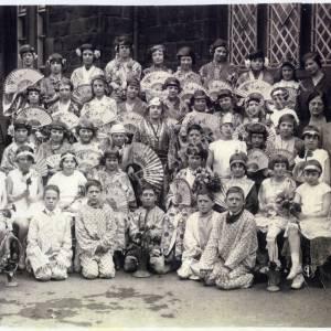 High Green Primary School's production of Princess Ju Ju, 1927. 2.