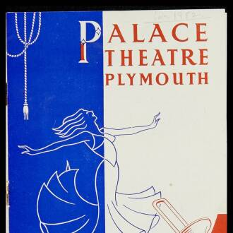 Palace Theatre, Plymouth, October 1952 - P02