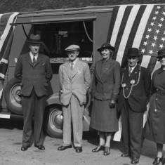 World War II Mobile Canteen