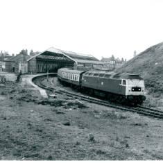 Class 47 Engine No. 47086