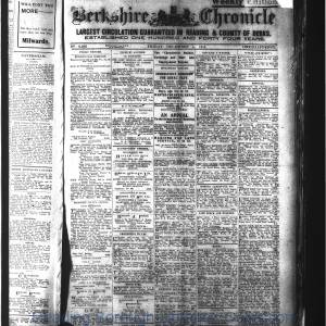 Berkshire Chronicle Reading 12-1914