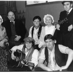 "Eppic Theatre Presentation ""Stirrings On A Saturday Night"" October 1988  J"