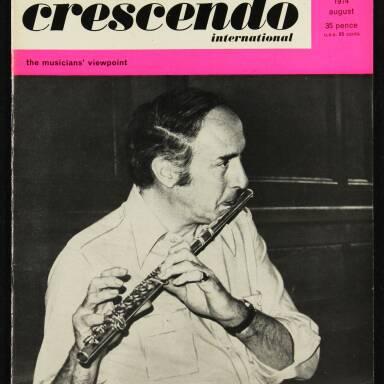 Crescendo 1974 August