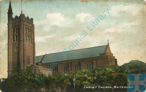 Christ Church Waterloo