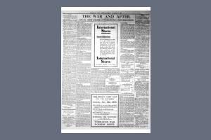 7 DECEMBER 1918