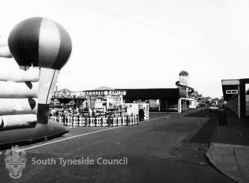 Amusement Park View, South Shields