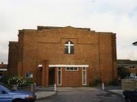 St. Olaves Church, Church Walk