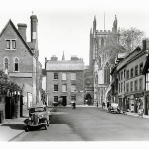 King Street, Hereford 1934