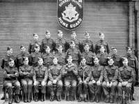 Battalion of sub- Artillery Platoon (Smith Guns) Nov.1944. Platoon 3