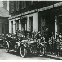 WWI Napier