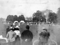 Cricket Match, Mitcham