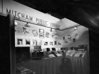 Mitcham Library display