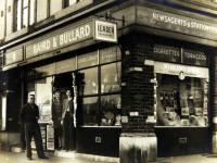 Tudor Drive, No.8, Baird & Bullard Newsagent, Lower Morden