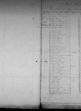 Royal Military Academy (RMA) Woolwich Cadet Register - Volume 2 (1803 - 1827) War Office 149