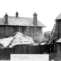 Bonnington Avenue, Crosby, 1941 (right rear view)