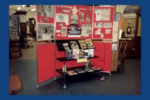 Wimbledon F.C display, Wimbledon Library