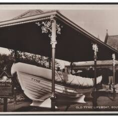 Old Tyne Lifeboat, South Shields
