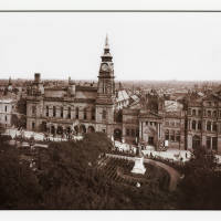 Cambridge Hall and Civic Buildings in Southport