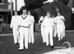 Mitcham Cricket Club