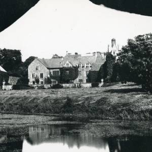Cheyney Court, Bishops Frome,1895