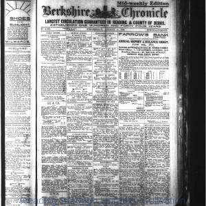 Berkshire Chronicle Reading 08-1914