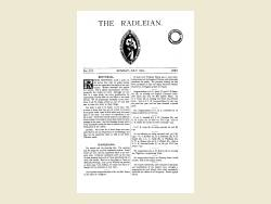 The Radleian 1933 - No. 533 July