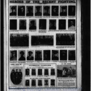 Reading Standard Etc 1917
